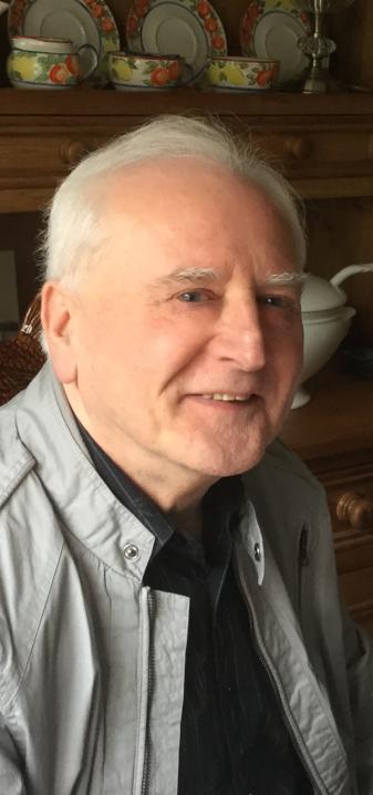 Alan Jones, Ecton Brook Parish Councillor